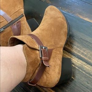 Clarks booties Shoes - Size 9